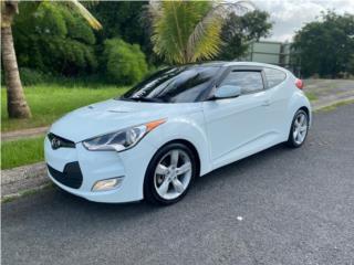 VELOSTER, EXCLENTE UNIDAD PARA UNIVERSITARIOS, Hyundai Puerto Rico