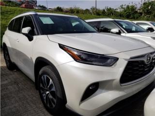 HIGHLANDER XLE 2021, Toyota Puerto Rico