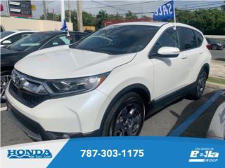 Honda - CR-V Puerto Rico