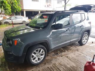JEEP RENEGADE 2017   $14,995, Jeep Puerto Rico
