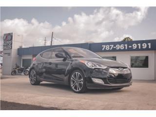 **Hyundai Veloster 2017**, Hyundai Puerto Rico