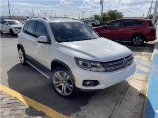 VOLKSWAGEN TIGUAN TIPO-R 2016 EN OFERTA!!!!!!, Volkswagen Puerto Rico