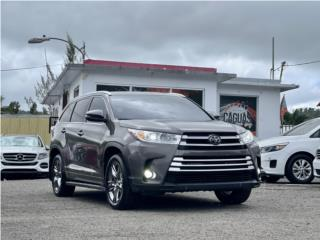 TOYOTA HIGHLANDER //2015, Toyota Puerto Rico