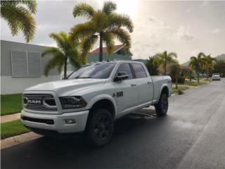 RAM 2500 LARAMIE DIESEL 2018, RAM Puerto Rico