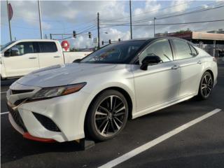 CAMRY XSE 2019 CON SOLO 27K MILLAS, Toyota Puerto Rico