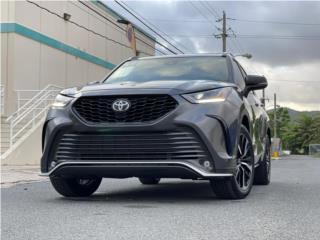 Toyota Highlander XSE 2021, Toyota Puerto Rico