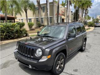 Jeep Patriot 2017, Jeep Puerto Rico