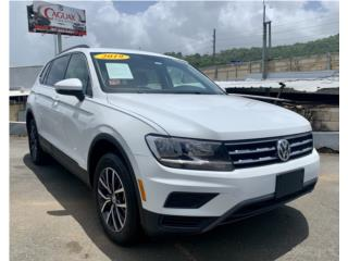 2019 VolksWagen Tiguan 2.0T SE 4MOTION , Volkswagen Puerto Rico