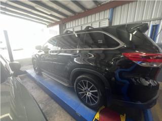 Hiflghlander 2019, Toyota Puerto Rico