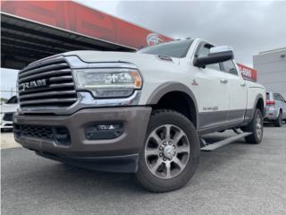 RAM 2500 LONGHORN 2019 CON SOLO 26K MILLAS, RAM Puerto Rico