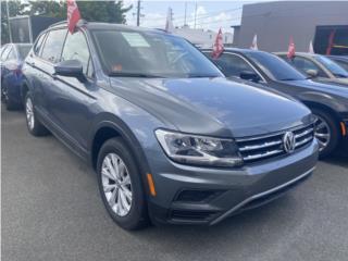 VW Tiguan 2019, Volkswagen Puerto Rico