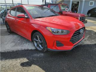 2019 Hyundai Veloster, Hyundai Puerto Rico