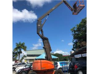JLG BOOM LIFT 600AJ 2006 DIESEL ARTICULADO, Equipo Construccion Puerto Rico