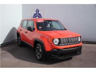2015 Jeep Renegade Sport, T5C30714, Jeep Puerto Rico