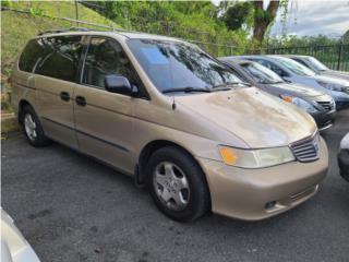 HONDA ODYSSEY LX EN LIQUIDACION PRECIO REAL!!, Honda Puerto Rico