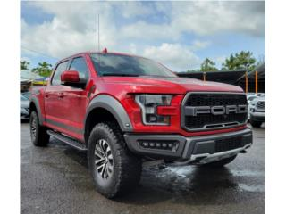 FORD RAPTOR 802A 2020 , Ford Puerto Rico
