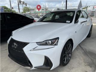LEXUS IS 350 2020 , Lexus Puerto Rico