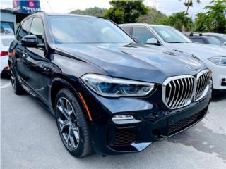 BMW X5 M PACK. 3 FILAS 2021, BMW Puerto Rico
