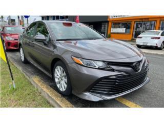 2020 Toyota Camry LE en excelentes condicione, Toyota Puerto Rico