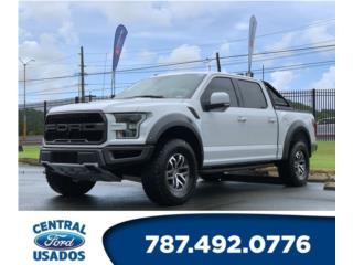 FORD F-150 RAPTOR 2018 , Ford Puerto Rico