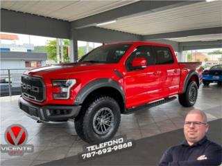 FORD F-150 RAPTOR 4X4 2019, Ford Puerto Rico