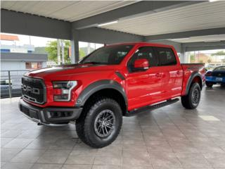 2019 - FORD F-150 RAPTOR 4X4, Ford Puerto Rico