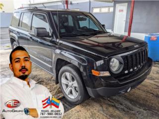 Patriot 2016 Clean, Jeep Puerto Rico