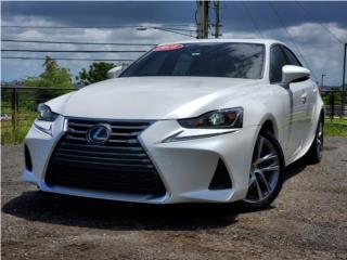 Lexus IS 300 2018 , 073308, Lexus Puerto Rico