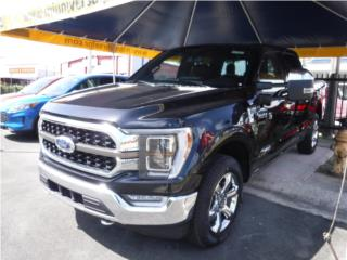 F150 KING RANCH FX4 OFF ROAD, Ford Puerto Rico