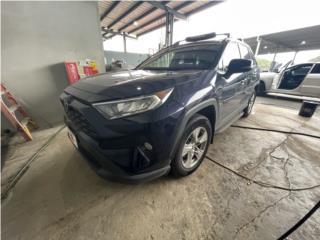 XLE, Toyota Puerto Rico