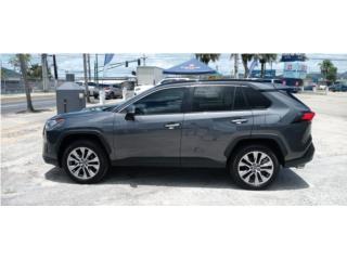 Rav4 limited 2019, Toyota Puerto Rico