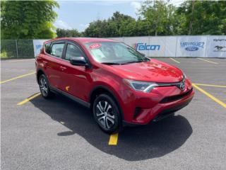 Toyota Rav-4 2016, Toyota Puerto Rico