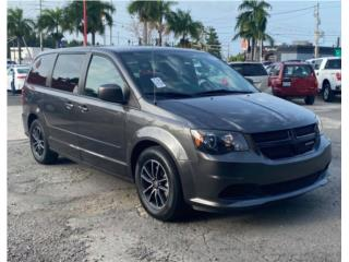 Dodge Grand Caravan, Dodge Puerto Rico