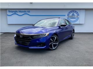 Honda - Accord Puerto Rico