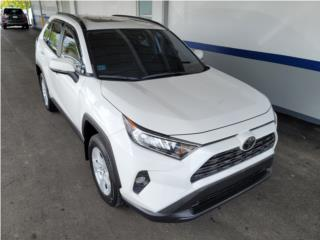 Toyota Rav4 2019 como nueva, Toyota Puerto Rico