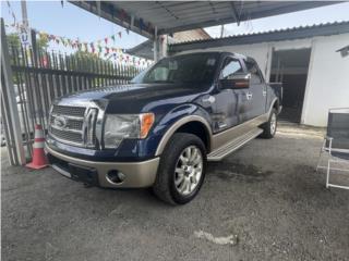 King Ranch Bella , Ford Puerto Rico
