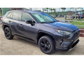 2021 TOYOTA RAV-4 XSE HIBRIDA , Toyota Puerto Rico