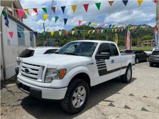 Ford F150 2009 4x2 cabina y media , Ford Puerto Rico