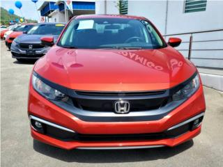 HONDA CIVIC EX 2020, Honda Puerto Rico