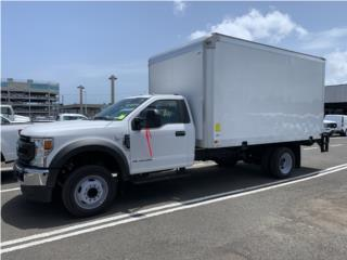FORD E- 550 2021, Ford Puerto Rico