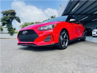 Hyundai VELOSTER 1.6 TURBO , Hyundai Puerto Rico