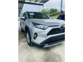 2019 TOYOTA RAV4 LE, Toyota Puerto Rico