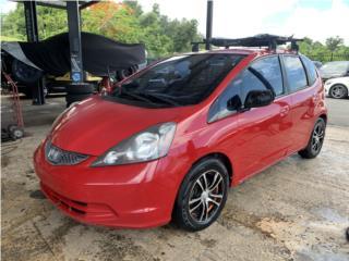 Honda Fit 2011, Honda Puerto Rico