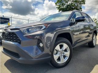 TOYOTA RAV4 XLE PREMIUN 2021, Toyota Puerto Rico