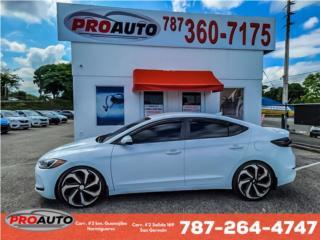 HYUNDAI ELANTRA 2017 EXCELENTE!, Hyundai Puerto Rico