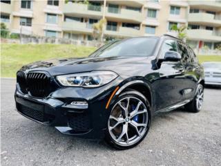 BMW X5 M-PKG XDrive 40i 2021 IMPORTADA, BMW Puerto Rico