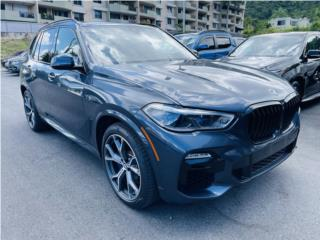 BMW X5 M PACKAGE 2021 / POCO MILLAJE , BMW Puerto Rico