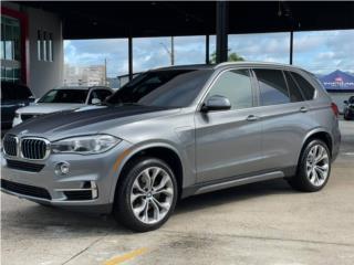 2018 X5  Plug-in SOLO 19,102 Millas, BMW Puerto Rico