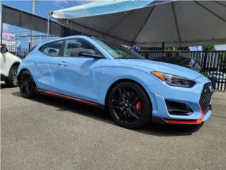 Top Of The Line Veloster N, Hyundai Puerto Rico