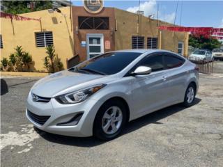 Hyundai Elantra 2015, Hyundai Puerto Rico